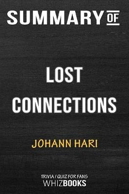 Summary of Lost Connections - Whizbooks
