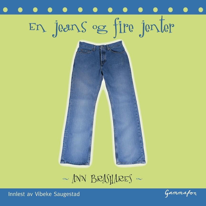 186872a9 En jeans og fire jenter - Ann Brashares - Lyd-CD (9789172257290 ...