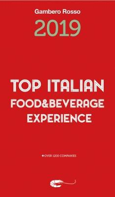 Top Italian Food & Beverage Experience 2019 - Gambero Rosso