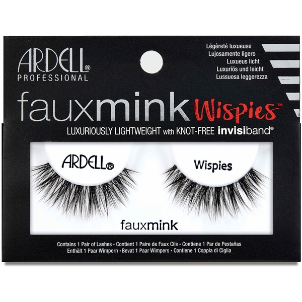 Ardell Faux Mink Wispies Lashes - Ardell
