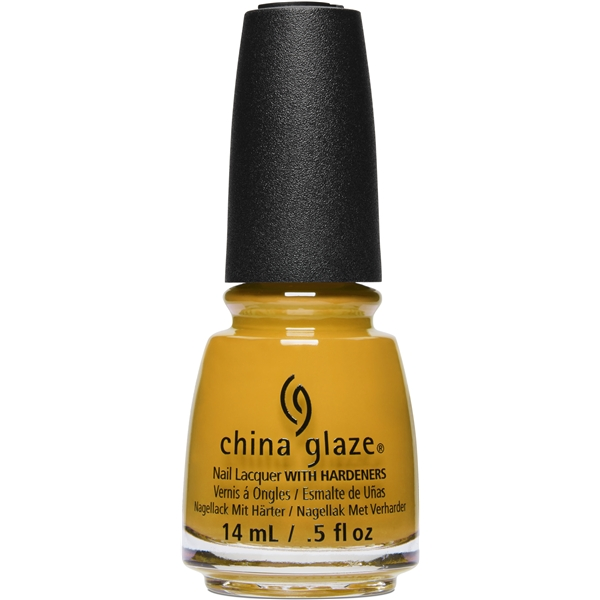 China Glaze Ready to Wear Nail Lacquer - China Glaze