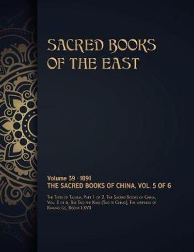 The Sacred Books of China - Max Muller