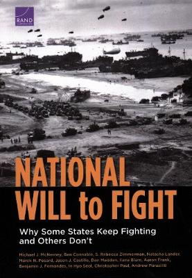 National Will to Fight - Michael J McNerney