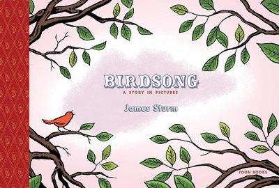 Birdsong: A Story in Pictures - James Sturm