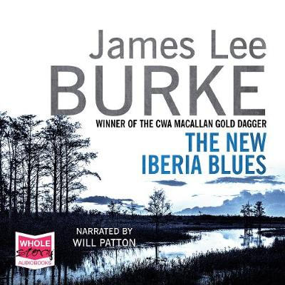 The New Iberia Blues - James Lee Burke