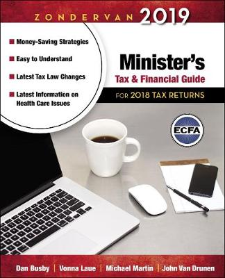 Zondervan 2019 Minister's Tax and Financial Guide - Dan Busby