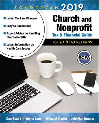 Zondervan 2019 Church and Nonprofit Tax and Financial Guide - Dan Busby
