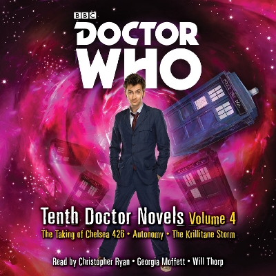 Doctor Who: Tenth Doctor Novels Volume 4 - David Llewellyn