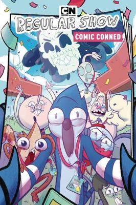 Regular Show OGN 6: Comic Conned - Nicole Andelfinger
