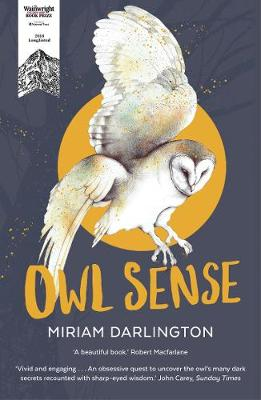 Owl Sense - Miriam Darlington