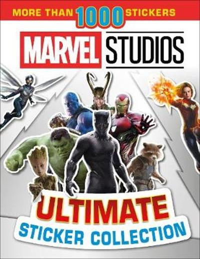 Marvel Studios Ultimate Sticker Collection - DK