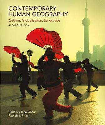 Contemporary Human Geography - Mona Domosh