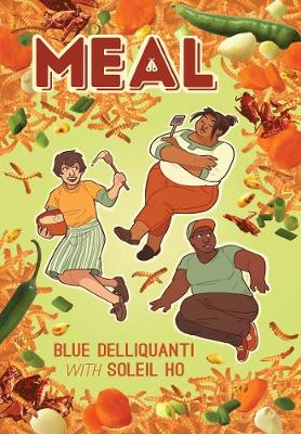 Meal - Blue Delliquanti