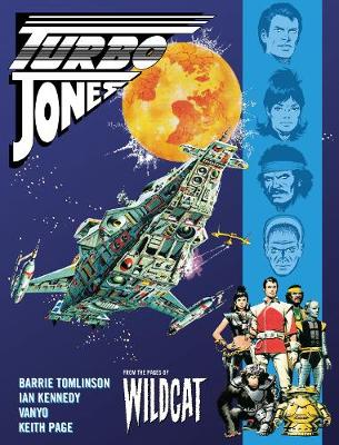 Wildcat 1 - Turbo Jones - Barrie Tomlinson