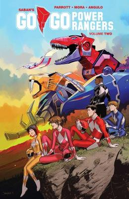 Saban's Go Go Power Rangers Vol. 2 - Ryan Parrott