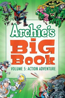 Archie's Big Book Vol. 5 - Archie Superstars