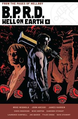 B.p.r.d. Hell On Earth Volume 4 - Mike Mignola