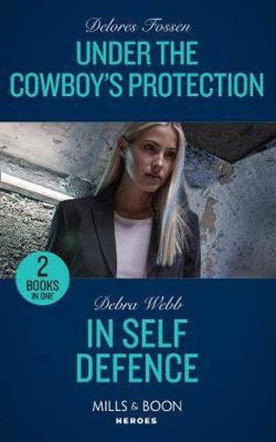 Under The Cowboy's Protection - Delores Fossen