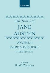 The Novels of Jane Austen - Jane Austen R.W. Champan