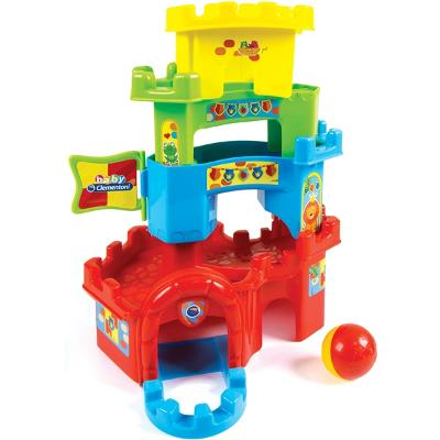 Roll & Drop Fun Castle - Clementoni
