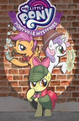 My Little Pony Ponyville Mysteries - Christina Rice