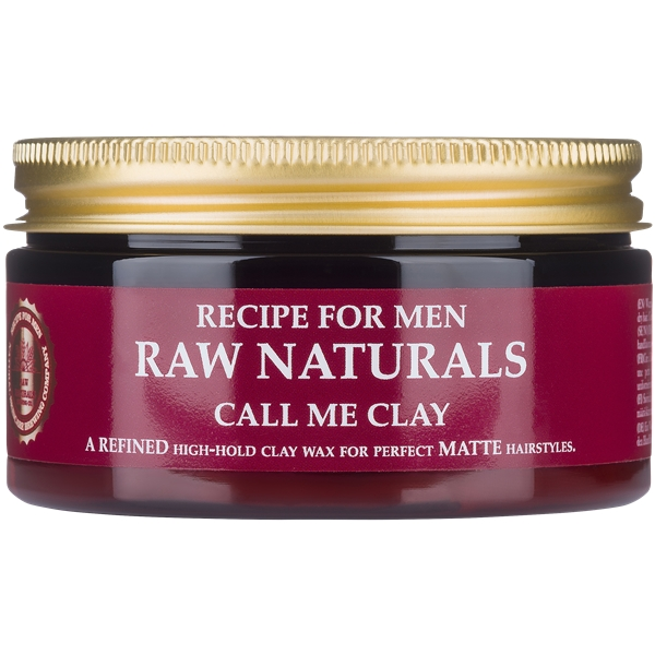 Call Me Clay - Raw Naturals