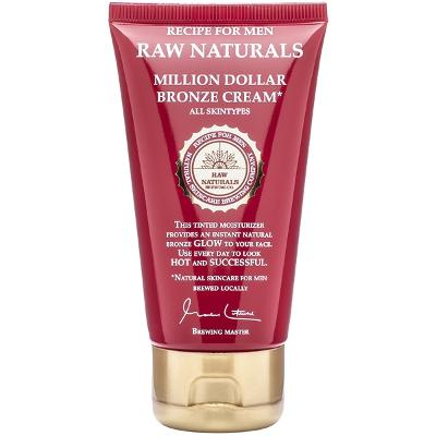 Million Dollar Bronze Cream - Raw Naturals