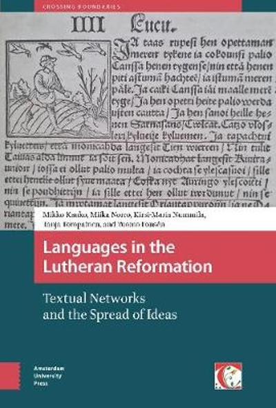 Languages in the Lutheran Reformation - Tuomo Fons n