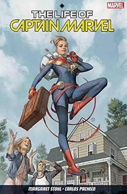 The Life Of Captain Marvel - Margaret Stohl