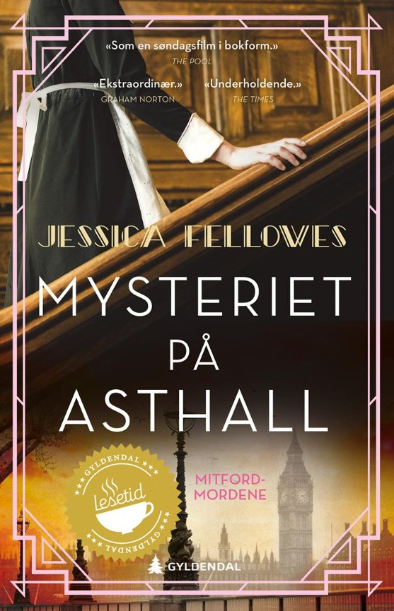 Mysteriet på Asthall - Jessica Fellowes