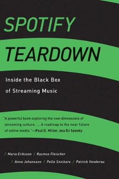 Spotify Teardown - Maria Eriksson