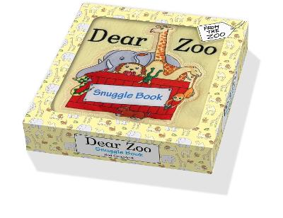 Dear Zoo Snuggle Book - Rod Campbell