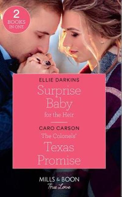 Surprise Baby For The Heir - Ellie Darkins