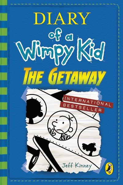 Diary of a Wimpy Kid: The Getaway (book 12) - Jeff Kinney
