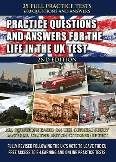 Practice Questions and Answers for the Life in the UK Test - Andrew Thompson