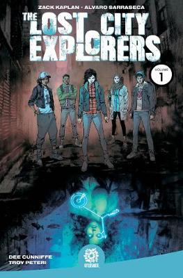 The Lost City Explorers, Vol 1 - Zack Kaplan