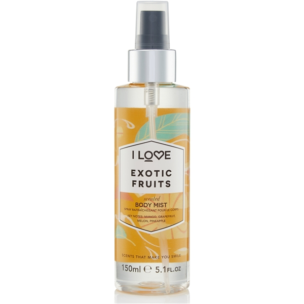 Exotic Fruits Scented Body Mist - I Love...