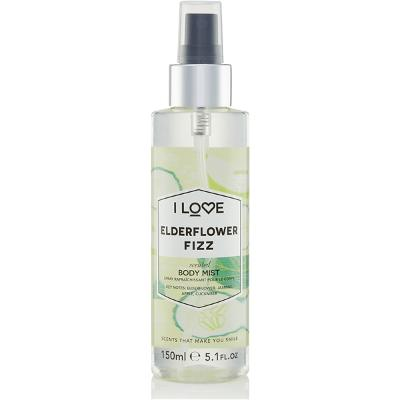Elderflower Fizz Scented Body Mist - I Love...