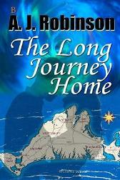 The Long Journey Home - A J Robinson