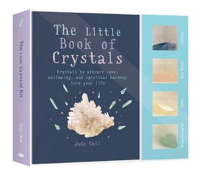 The Little Crystal Kit - Judy Hall