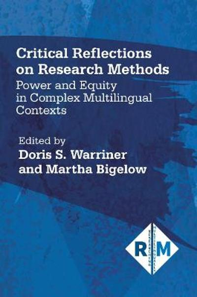 Critical Reflections on Research Methods - Doris S. Warriner