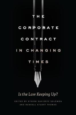 The Corporate Contract in Changing Times - Steven Davidoff Solomon