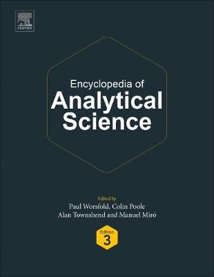 Encyclopedia of Analytical Science - Paul Worsfold
