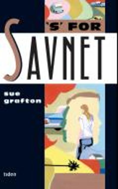 S for savnet - Sue Grafton