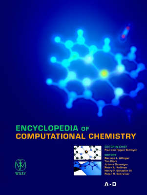 Encyclopedia of Computational Chemistry - Paul Von Rague Schleyer
