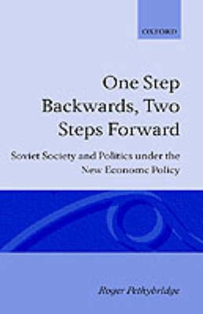 One Step Backwards, Two Steps Forward - Roger Pethybridge