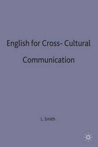 English for Cross-Cultural Communication - L. Smith