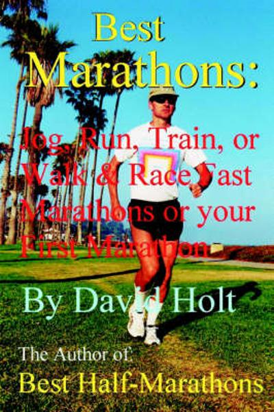 Best Marathons - David Holt
