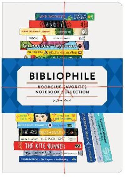 Bibliophile Notebook Collection - Jane Mount