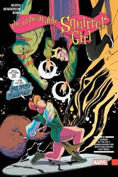 The Unbeatable Squirrel Girl Vol. 4 - Ryan North